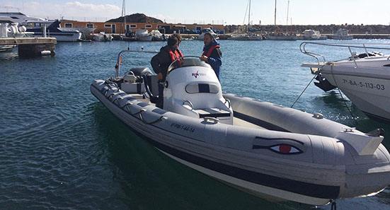 Powerboat Level 2